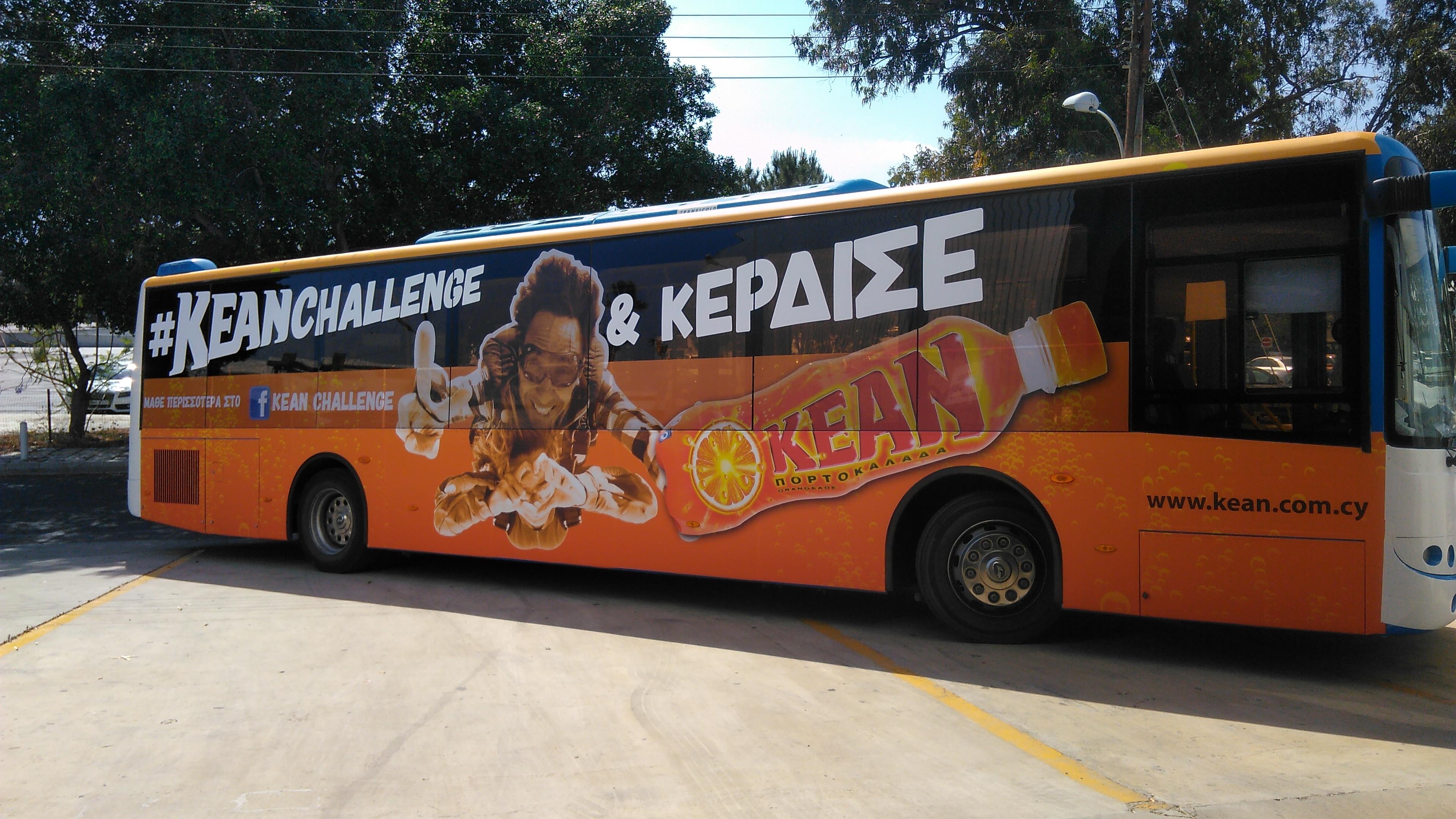 kean bus