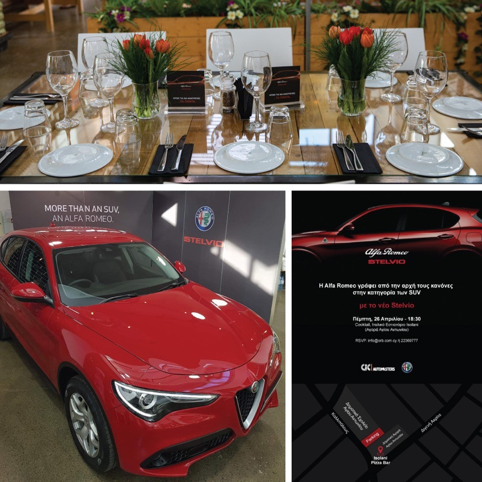 Alfa Romeo Press Conference